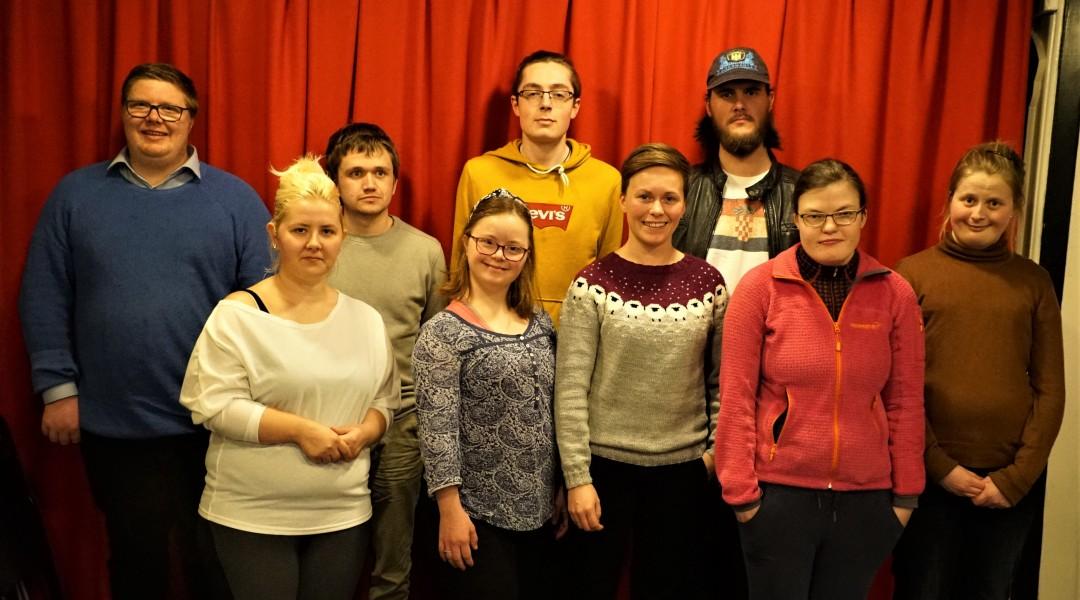 Åtte med HELT MED-jobb i Sandnes, Sola og Stavanger