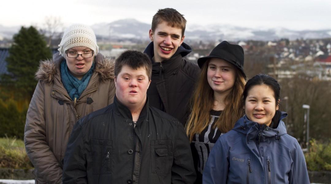 Bofellesskap for personer med utviklingshemning og psykisk lidelse: Hva bidrar til tverrprofesjonelt samarbeid?
