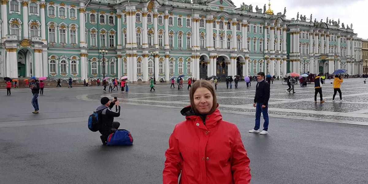 Kulturreise til Russland
