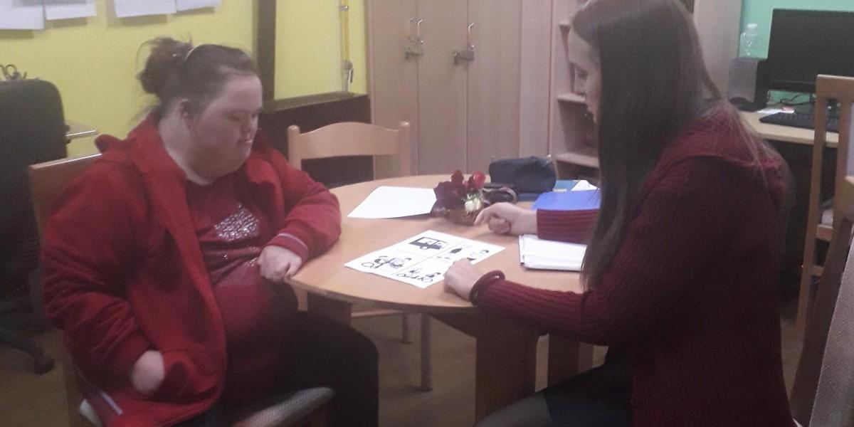 SexKunn, nyttig for utviklingshemmede i Novi Sad, Serbia